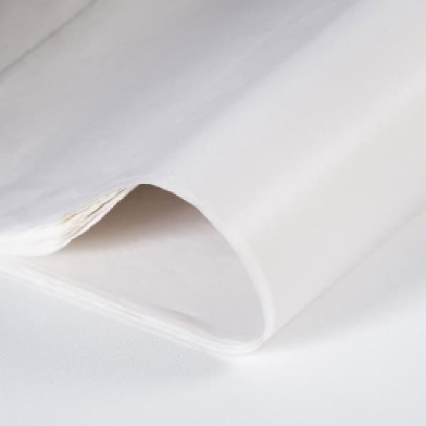 White Acid Free Tissue Paper 450mm x 700mm 480 Sheets Per Ream at Low Prices
