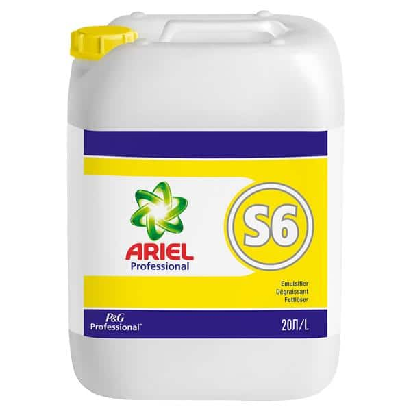 Ariel Professional Degreaser S6 20 litres from P&G