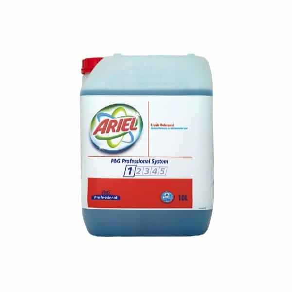Ariel Professional Liquid Laundry Detergent S1 10 litres