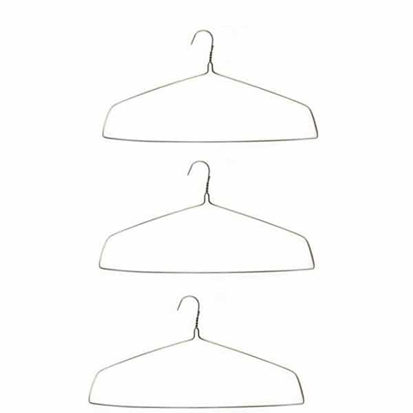 Drapery hangers 18 inches
