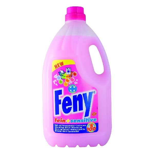 Feny Fein 4 litres Delicates Laundry Detergent ONLY €4.95+VAT!