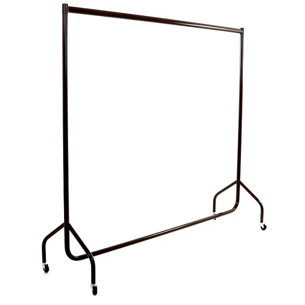 Heavy Duty Clothes Rails Manufactured in Europe