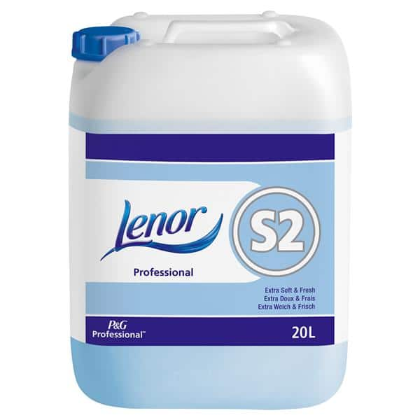 Lenor Professional Fabric Softener S2 20 litres