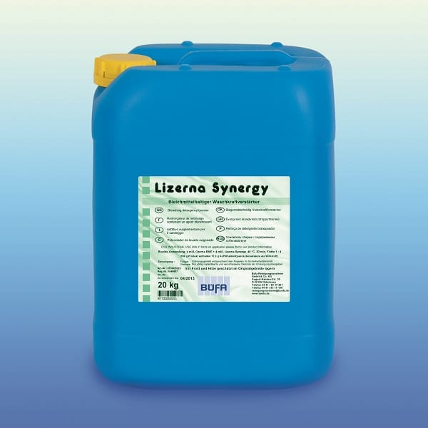 Lizerna Synergy 20kg Stain Removal Washing Booster with Bleaching Properties from Buefa