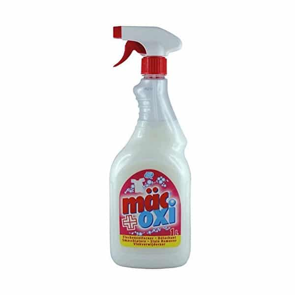 Mac Oxi Stain Remover Trigger Spray 1 litre from Roesch