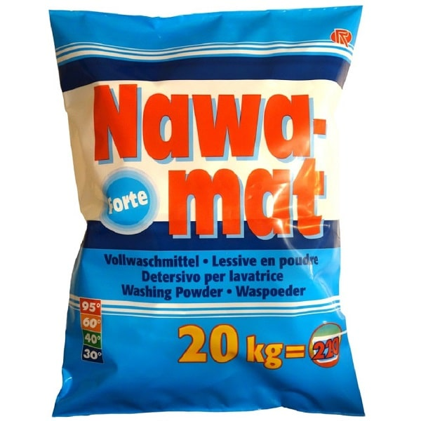 Nawamat Biological Washing Powder 20kg from Roesch