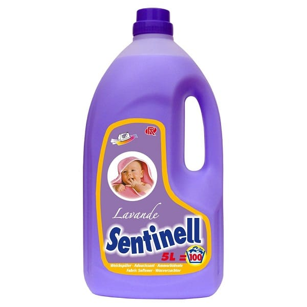 Sentinell Lavender 5 litres Fabric Conditioner from Roesch