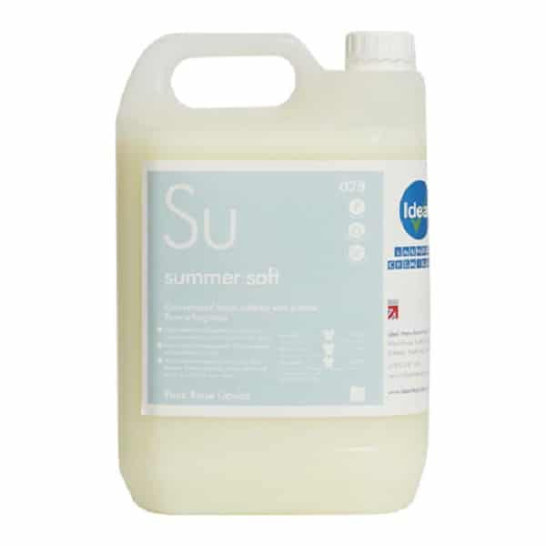 Summer Soft Fabric Conditioner 20 litres from Ideal Manufacturing
