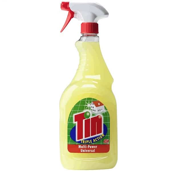 Multisurface Cleaner Tin Multi-Power Trigger Spray 1 litre ONLY €1.15+VAT!
