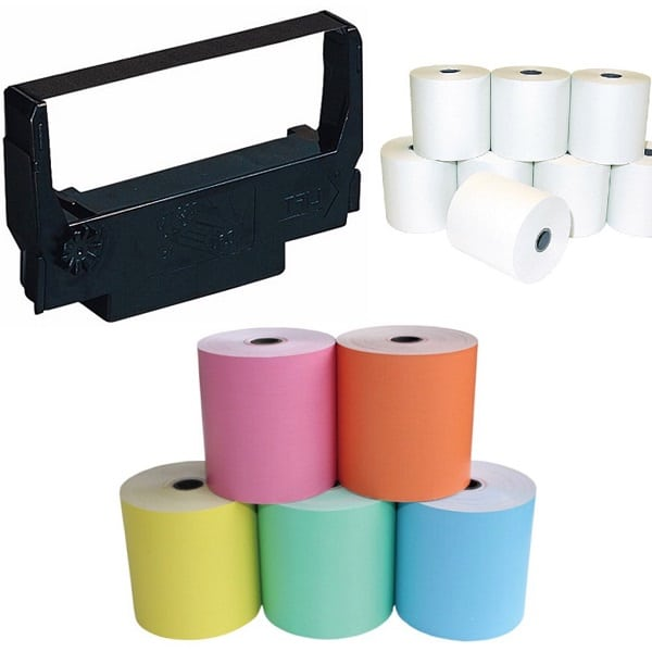 Till Rolls and Printer Ribbons