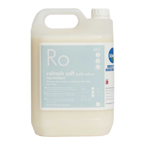 Refresh Soft fabric conditioner with odour neutraliser