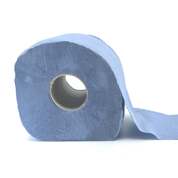 Highly Absorbent Cheap Blue Centrefeed Rolls Ireland