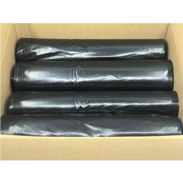 Standard Black Refuse Sacks 26x44 160 gauge