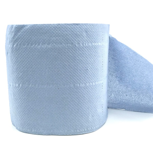Wholesale Blue Centrefeed Perforated Rolls 2 Ply 80 metres