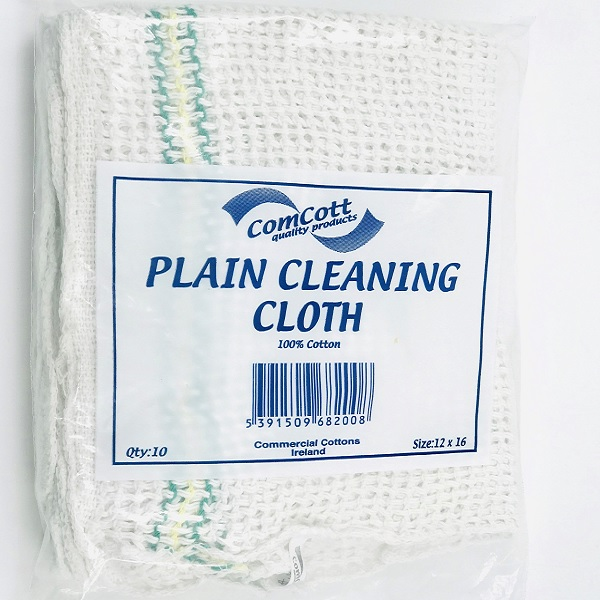 Wholesale Dish Cloths at Low Prices Pack of 10 406x304mm