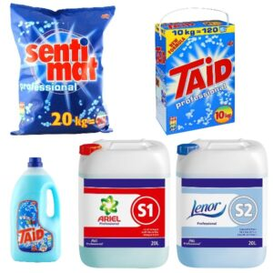 School Laundry Detergents