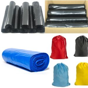 School Refuse Sacks and Laundry Bags
